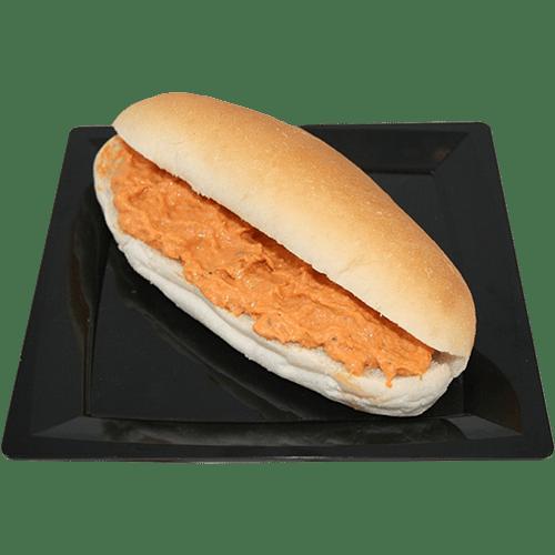 Broodje Pure zalmsalade